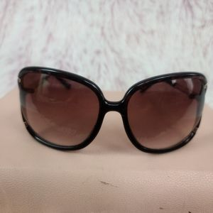 Juicy Couture Tortious Shell Sunglasses w/goldtrim